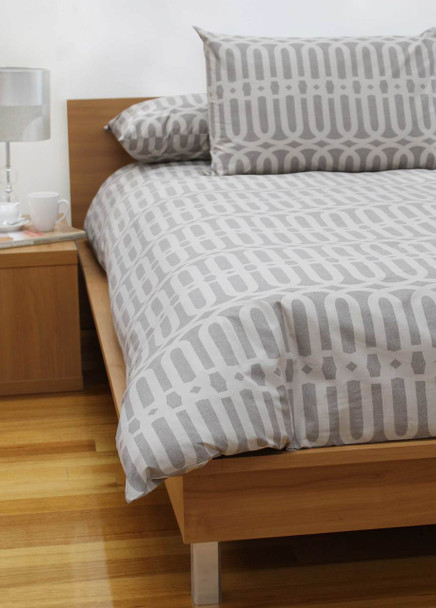 Linx Quilt Cover Set