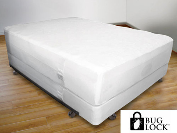BugLock Bed Base Protector