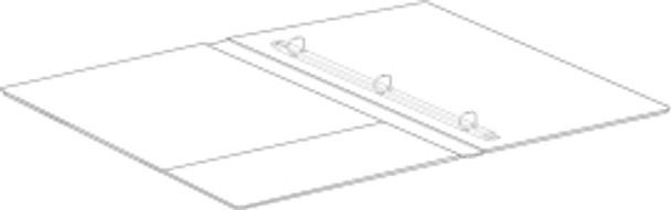 PVC A4 Ring Binder Compendium