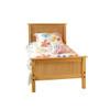Coastal Twin Bed