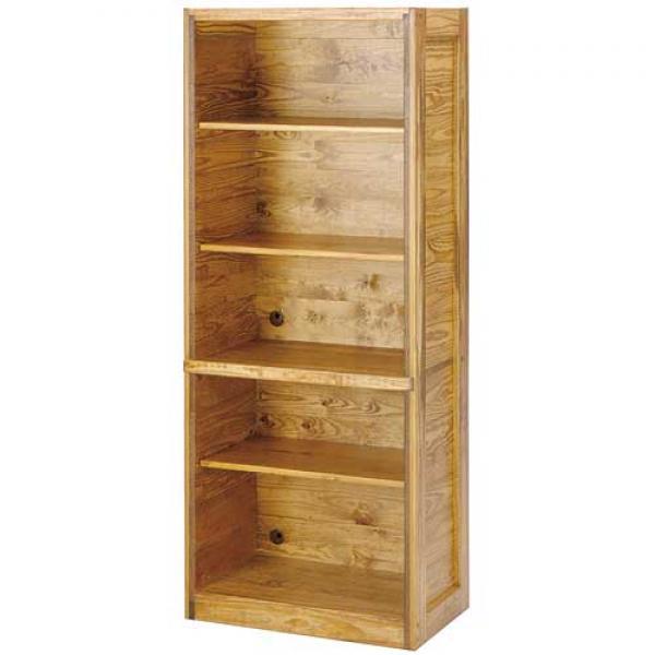 Classic Wall Unit w/Shelves
