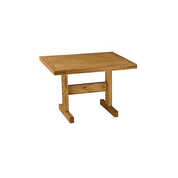 Classic Small Solid Wood Dining Table