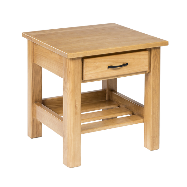 Woods End Drawer Table