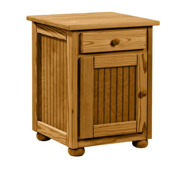 Coastal Nightstand w/Door