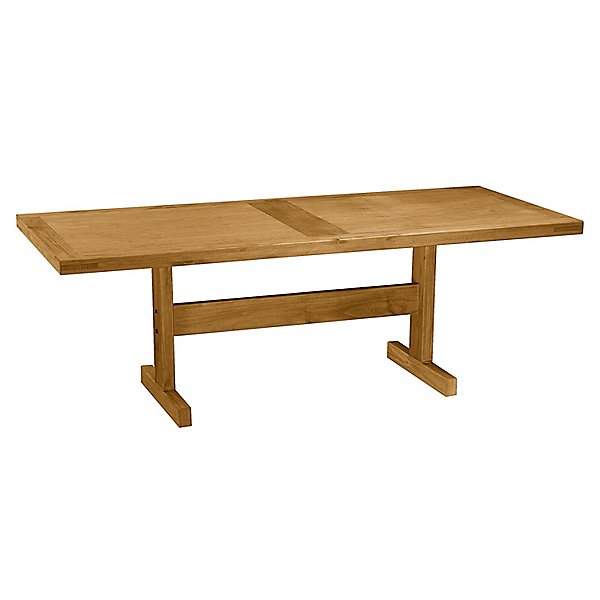 Classic Large Solid Wood Dining Table