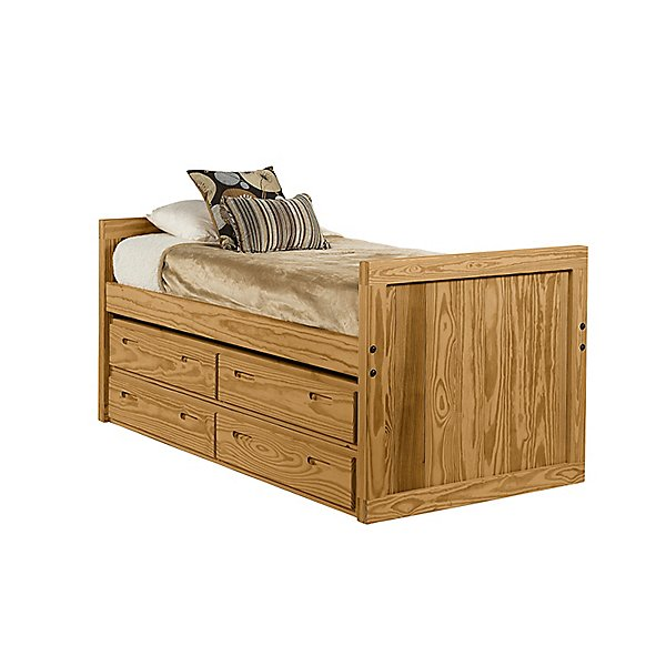 Classic Captains Bed