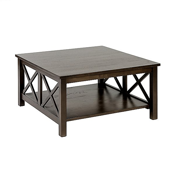 Crossings Square Coffee Table
