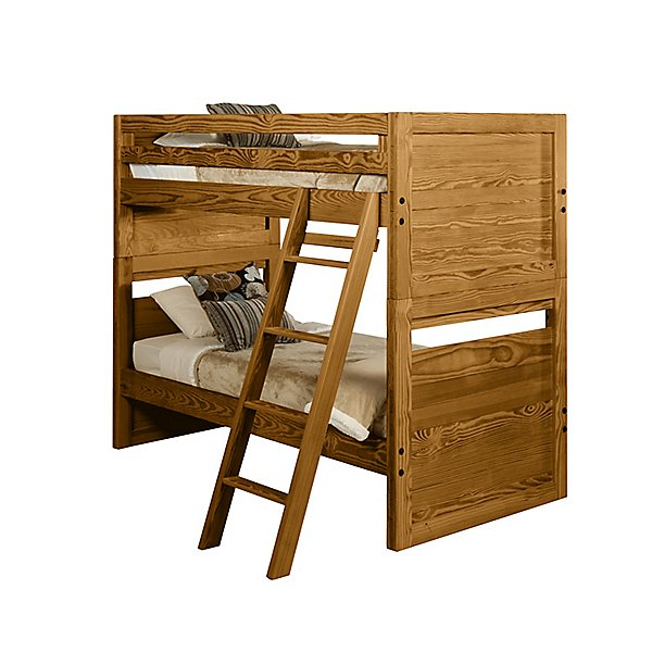 Classic Solid End Bunk Bed - Extra Long