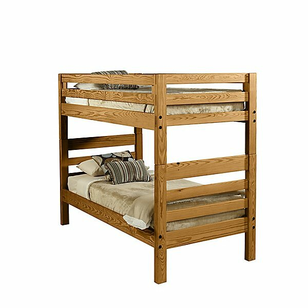 Classic Ladder End Bunk Bed