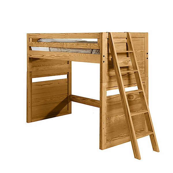 Classic Solid End Loft Bed