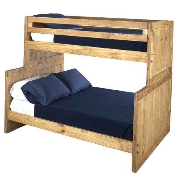 Classic Twin Over Full Bunk Bed