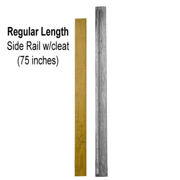 Regular Length Side Rail