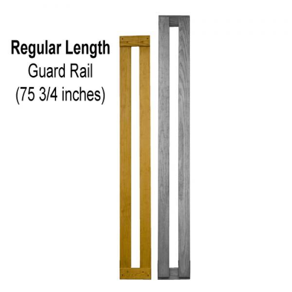 Regular Length Guard Rail