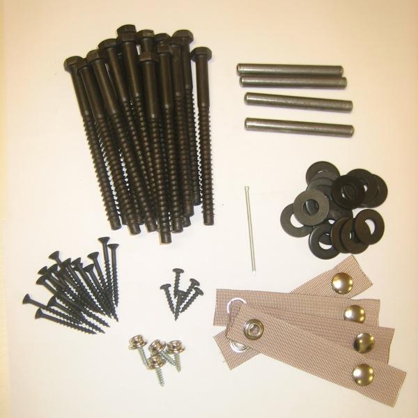 Bunk Bed Hardware Kit