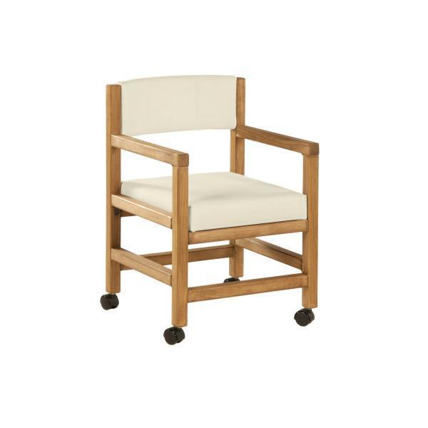 Classic Arm Chair w/Casters