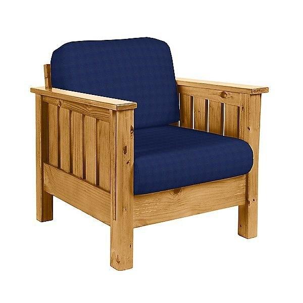 Artisan Chair w/Overstuffed Backs
