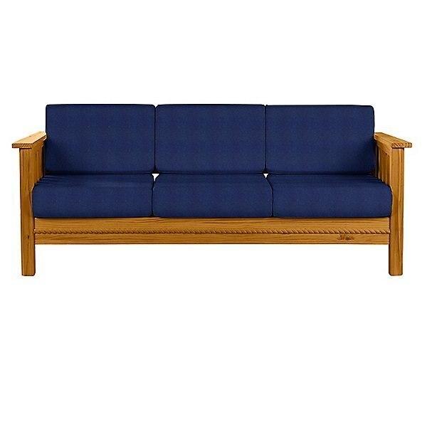 Awe Inspiring Cottage Sofa Customarchery Wood Chair Design Ideas Customarcherynet