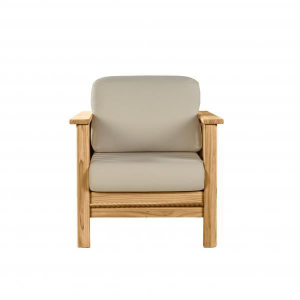 Cottage Chair w/Overstuffed Backs