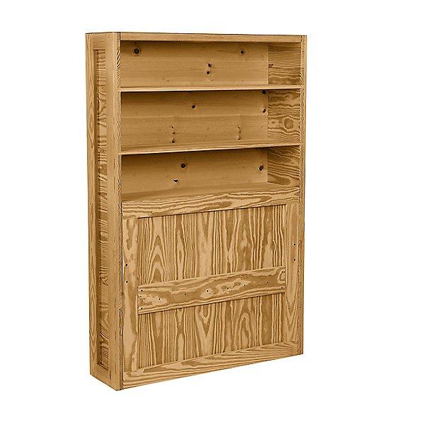 Classic Twin Bookcase Headboard