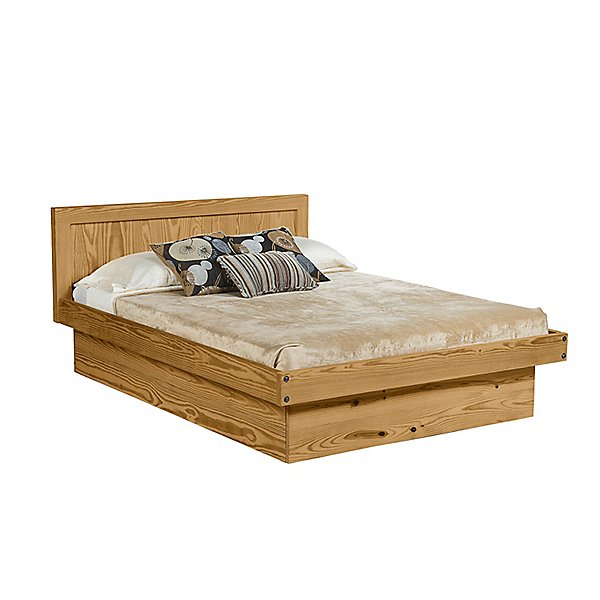 Classic Queen Platform Bed