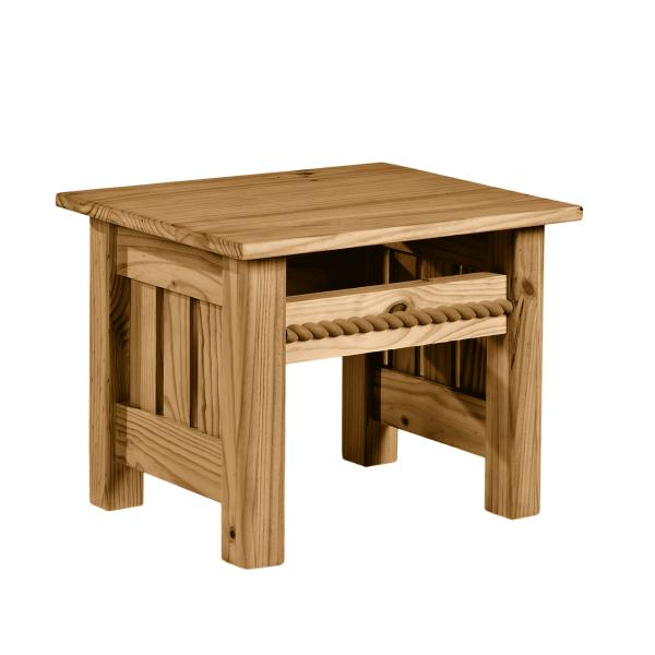 Cottage Collection End Table