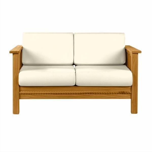 Cottage Loveseat Cushion Set