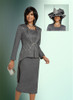 Donna Vinci Knit 13272 Skirt Suit