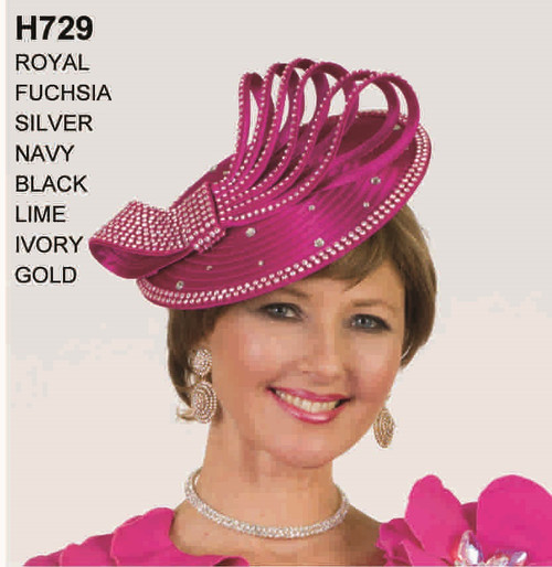Lily and Tyalor H729 Fascinator
