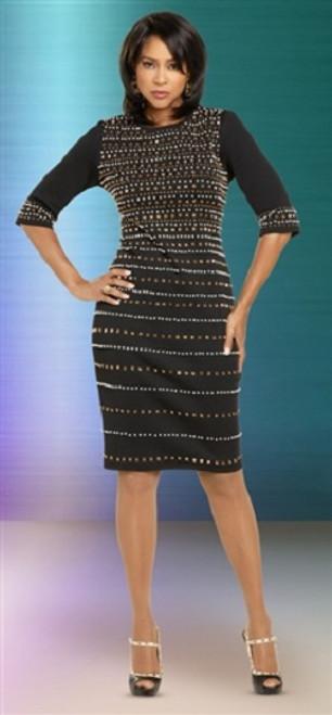 Donna Vinci 11907 Knit Dress