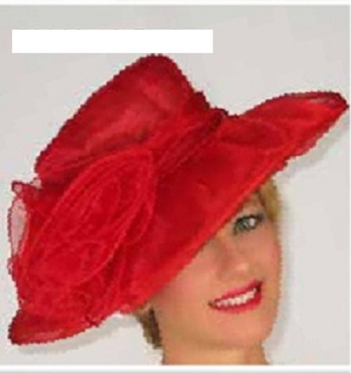 CINC Couture Hat 52912-Red