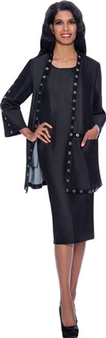 Devine Sport 62862 Denim Dress Set