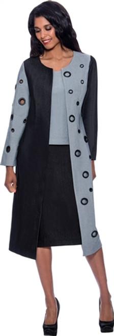 Devine Sport DS62883 Denim Skirt Set