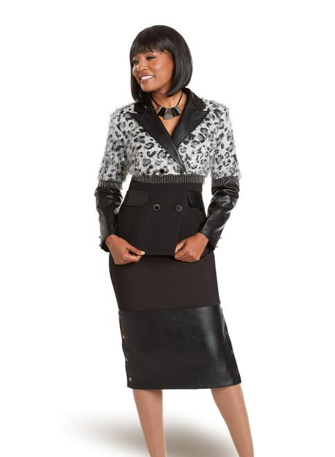 Donna Vinci 5743 Skirt Set