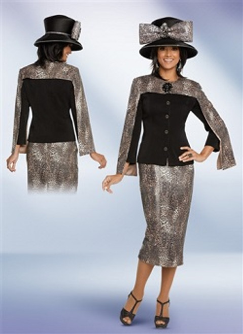 Donna Vinci 5648 Women Church Suit