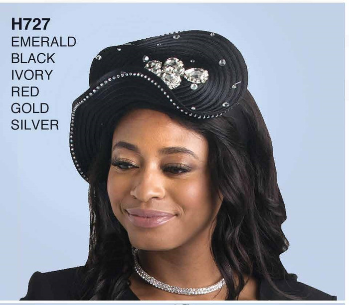 Lily and Taylor H727 Fascinator