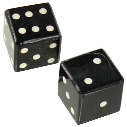 Game of Chance Horn Playing Dice