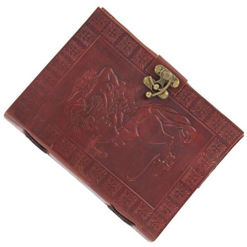Centaurs Love Medieval Handmade Leather Journal