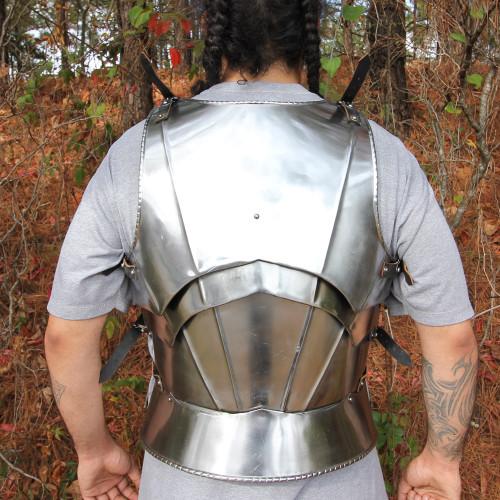 Medieval Warrior German Gothic Body Armor