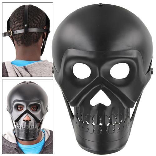 Fantasy Street King Underground Jungle Face Mask Armor