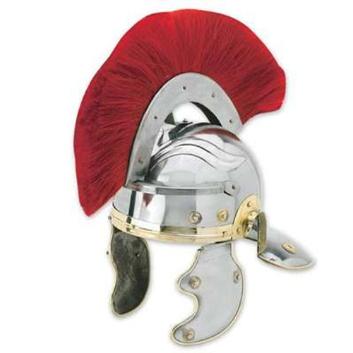 Roman Imperial Centurion Historical Helmet Armor 18G Steel
