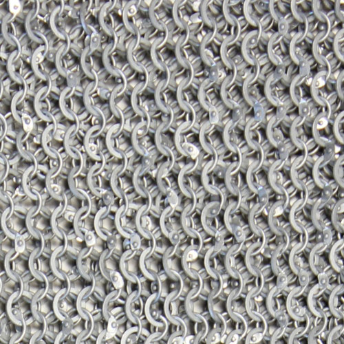 Re-enactment Aluminum Hauberk Chainmail Medium
