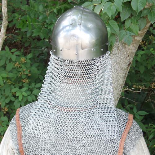 Medieval Saxon Nasal Helmet