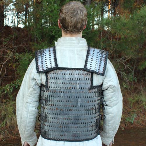 Scale Lemellar 20g Armor Roman Vest X-Large