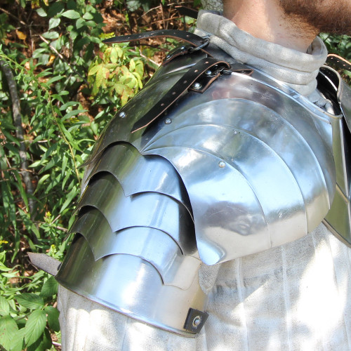 Complete Medieval Arms Armor Set