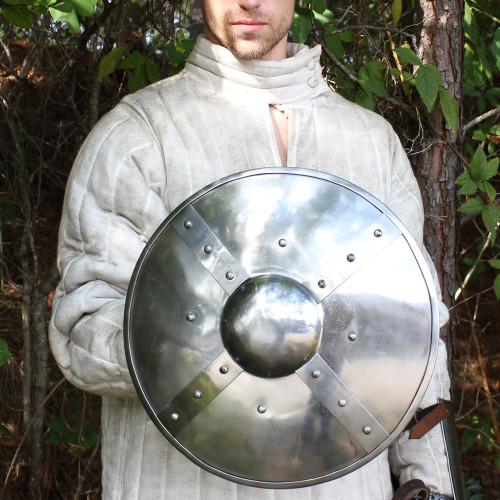 Battle Ready Medieval Buckler Shield