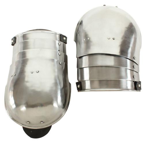 Plate Armor Cavalier Pauldrons