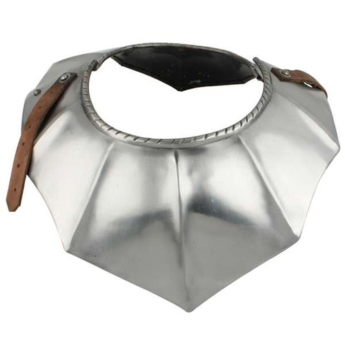 Medieval German Gothic Armor Gorget