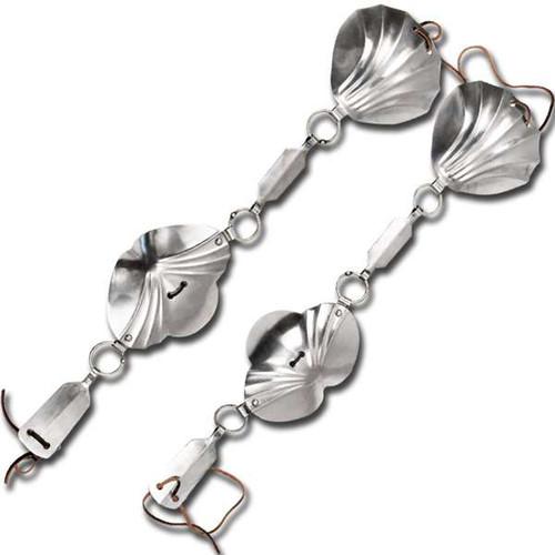 Medieval Renaissance Steel Jack Chains