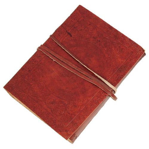 Medieval Knights Templar Journal Brown