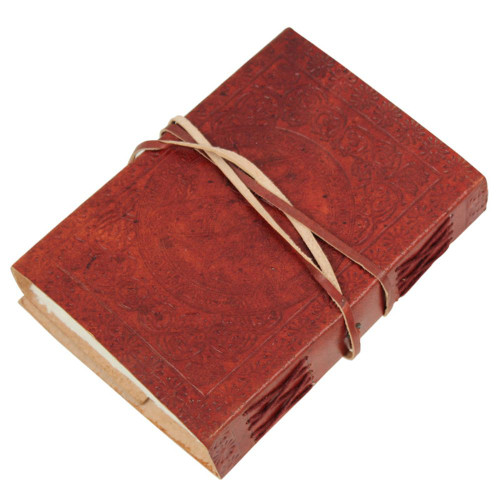 Medieval Knights Templar Journal Brown